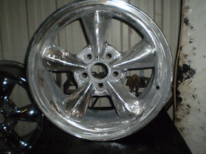 Mustang Rims & Tires