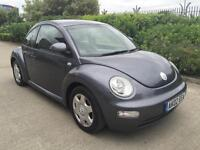 2002 VOLKSWAGEN BEETLE MOT GREAT CONDITION
