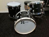 Vintage 60,s Rock Maple, drum kit. Rogers brand.