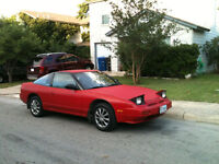 Nissan 240SX Hatchback/Coupe (Any Year)
