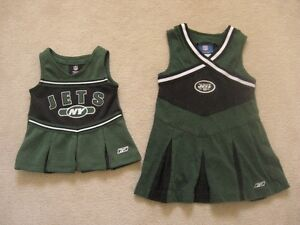 New York Jets Baby And Toddler Dress