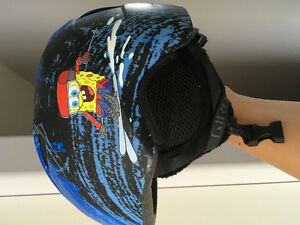 Child's ski/snow helmet