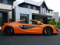 2017 McLaren 570S 3.8T V8 Spider SSG (s/s) 2dr Convertible Petrol Automatic