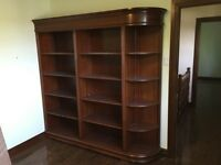 Meuble étagère en BOIS // WOOD shelf unit