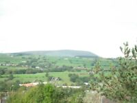 TO RENT: 2 Bedroom Flat with Beautiful Views of Pendle Hill (unfurnished)