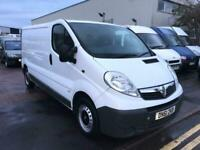 2011 Vauxhall Vivaro LONG WHEELBASE RECON ENGINE FITTED WITH NEW TIMING CHAIN TI