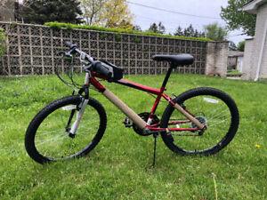 "Brand New Mountain Bike 24""/ Good condition"