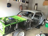 Mint Rust Free 1966 Ford Mustang