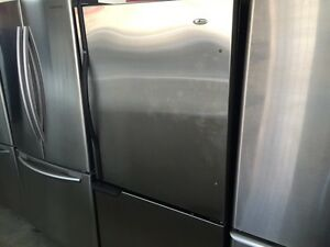 IDEAL ELECTRO REFRIGERATEUR AMANA STAINLESS TAXE INCLU