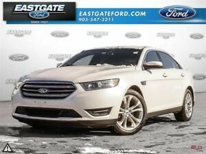 2013 Ford Taurus SEL with Leather and Navigation