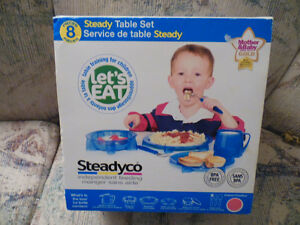 brand new kids dish set