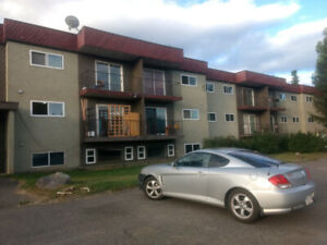 1 and 2 bdrm apartments for rent in Houston, BC