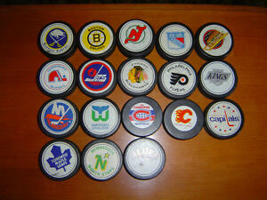 NHL Game Puck Collection London Ontario image 1