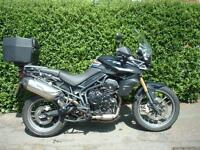 Triumph Tiger 799cc 800 ABS Adventure Sport 800