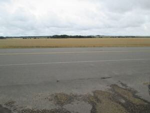 80 acres Light Industrial 1/2 mi south of GP airport.