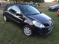 2008 Renault Clio 1.2 EXTREME 3dr, **LOW MILEAGE 50K** FULL Service History, Full MOT