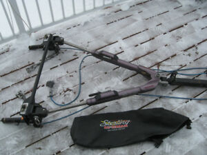 Roadmaster Sterling All Terrain Tow Bar (complete)
