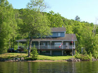 Outstanding waterfront cottage