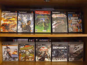PS2/PS3/DS/PSP/Xbox and Game Cube games to sell. Gatineau Ottawa / Gatineau Area image 4