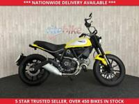 DUCATI SCRAMBLER SCRAMBLER ICON 12 MONTH MOT LOW MILEAGE 2015 15