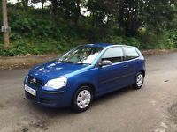 VW Polo 1.2 2007 Full Service History