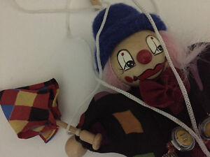 Clown marionette London Ontario image 2