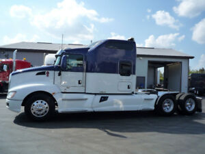 2015 Kenworth T660 Studio with 18 speed AUTOMATIC