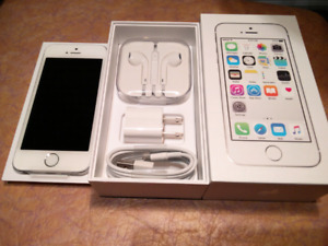 BNIB 16gb unlockes iPhone 5S