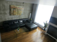 Fully Furnished Luxerious Penthouse in Downtown Montreal
