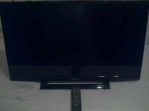 LQQK  32  RCA  LED  TV with HDMI /USB not a thing wrong $80