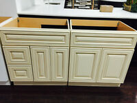 WINTER SALE^^SOLID WOOD VANITIES ^^^^^^^ 50% OFF^^^^^^