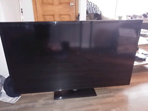 "Samsung 60"" tv (needs repairs)"