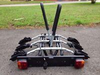 Bike rack, tow bar mounted, 3 bikes Thule 9403 RideOn
