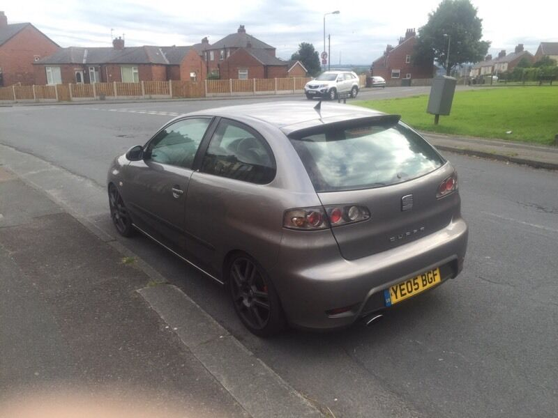 seat ibiza cupra tdi 1 9 pd160 in ossett west yorkshire gumtree. Black Bedroom Furniture Sets. Home Design Ideas