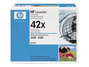 HP 42x toner / cartouche