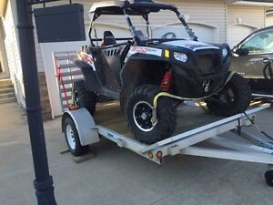 2013 RZR XP Walker Evans racing edition