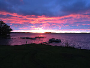 Rice lake COTTAGES & BOAT RENTALS