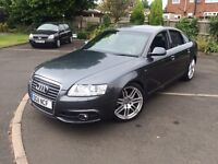 AUDI A6 2.0 TDI S LINE SPECIAL EDITION 170 BHP FULLY LOADED SAT NAV