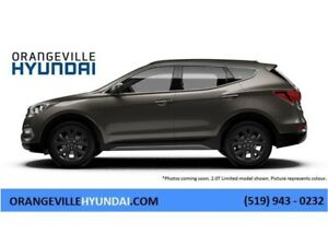 2018 Hyundai SANTA FE SPORT 2.4 Luxury - Sunroof/Leather/Touchsc