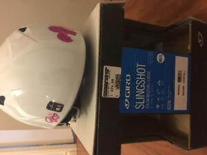 Ski helmet for female