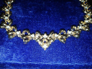 Fashion Necklace & Earrings Set, Costume Jewelry, $10