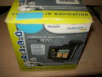 GPS X970 VIA MICHELIN SUPER SMART NAVIGATIAN GPS  VERSATILE  COM
