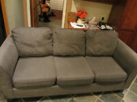 5 year old Dark Green couch from Comfort Plus