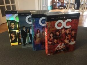 The OC - Complete Series on DVD