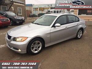 2008 BMW 3 Series 328xi AUTO ONLY 112000 KMS $12970  - local - t Edmonton Edmonton Area image 8
