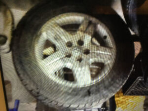 4 Winter Snow Tires on Rims Excellent Condition