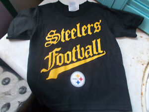Pittsburgh Steelers Kids Toddler Shirt, Size 2T