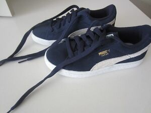 Brand New Boys Puma Suede Sneakers