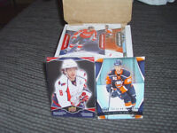2009-10 OVATION HOCKEY COMPLETE SET 1-150 PLUS OS 2, 16 AND 26