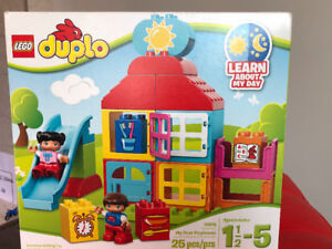 LEGO Duplo Set - Learn About My Day